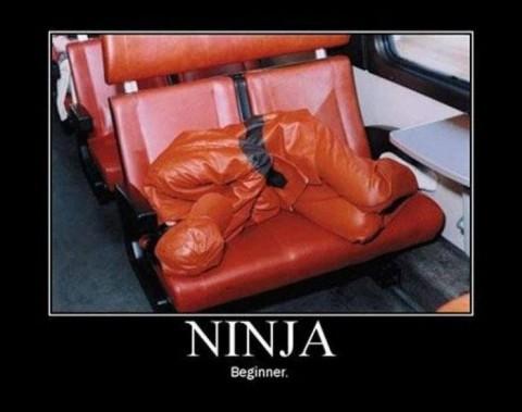 Ninja lvl: Beginner