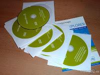 IBEX MagicMaps DVDs