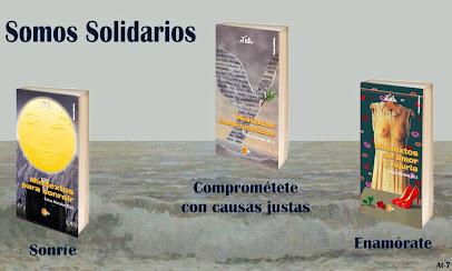 Trilogía Somos solidarios (Mis colaboraciones)