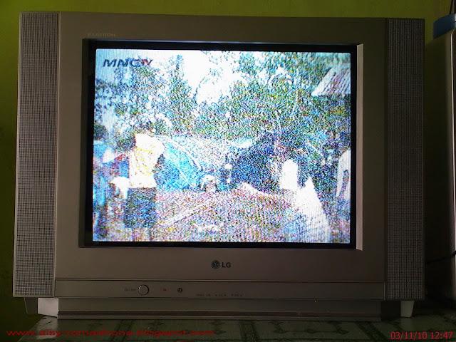 TV LG Flatron 21FB7CG,Transistor horizontal nggak awet!