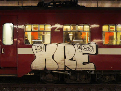 graffiti XRE