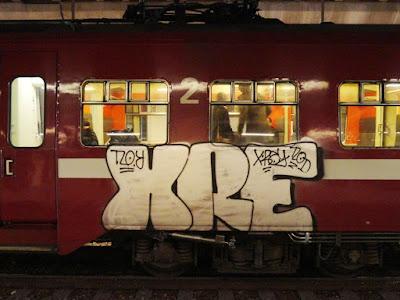 graffiti XRE