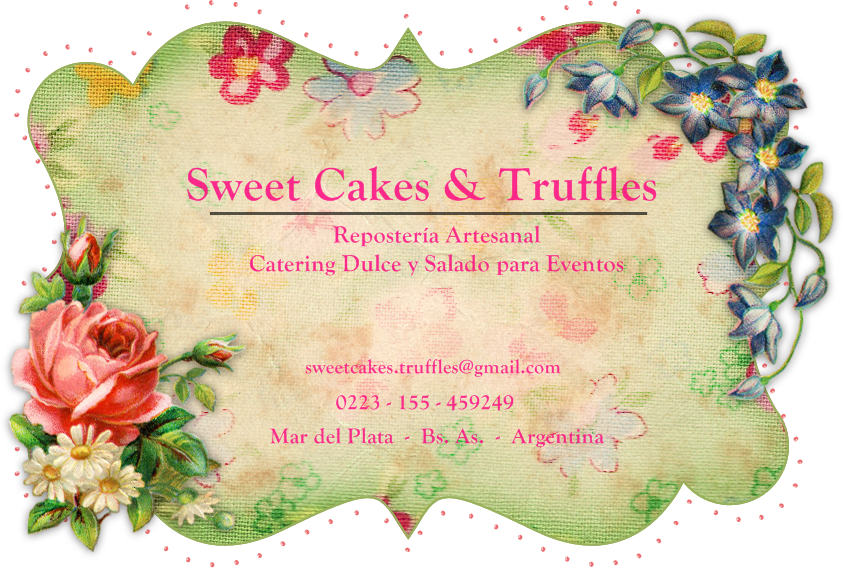 Sweet Cakes & Truffles