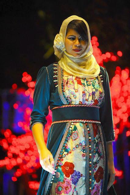 caftan hijab, caftan 2013