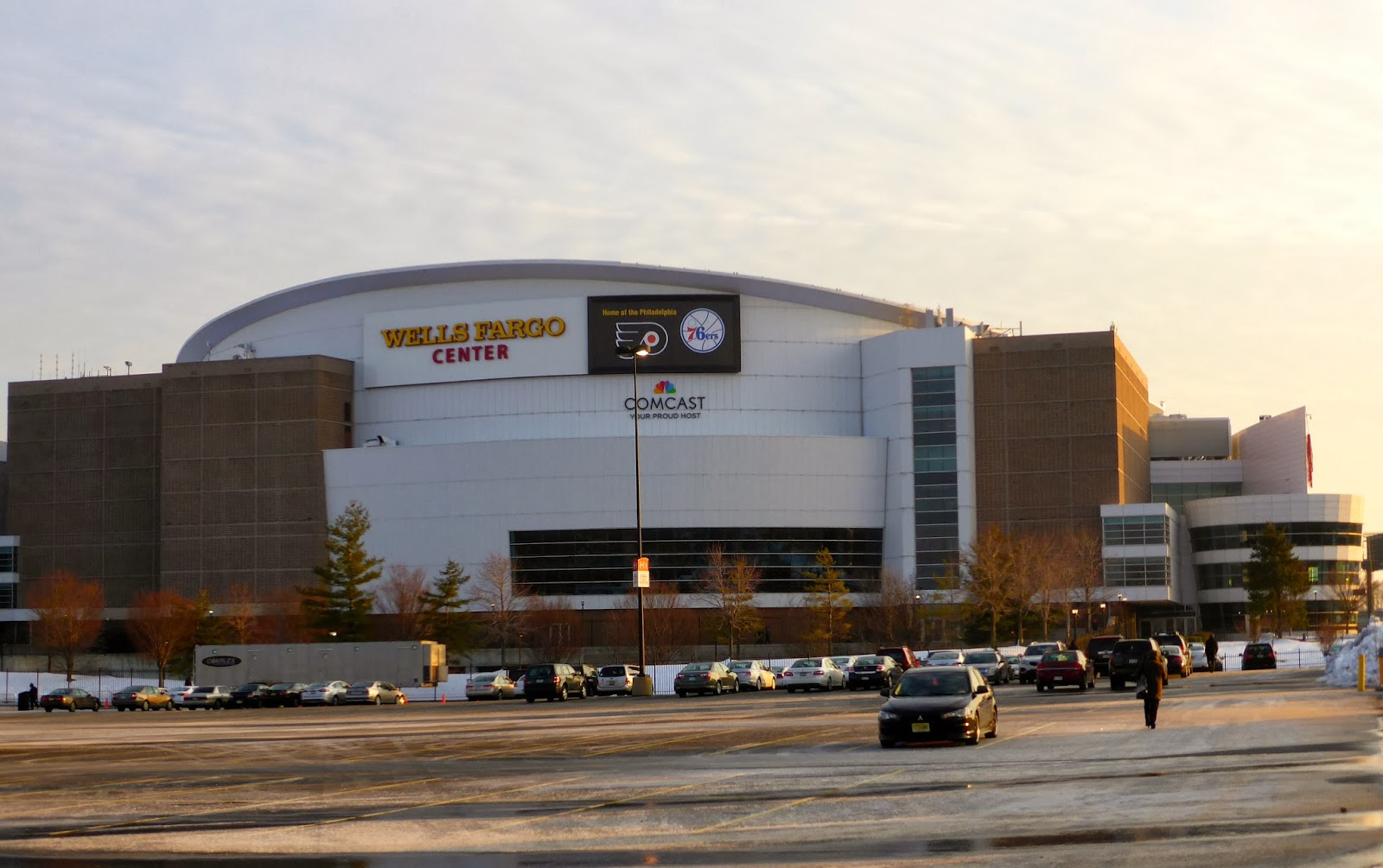sports road trips wells fargo center tripleheader february 7 8