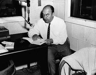Pablo Neruda Imagen: © CORBIS