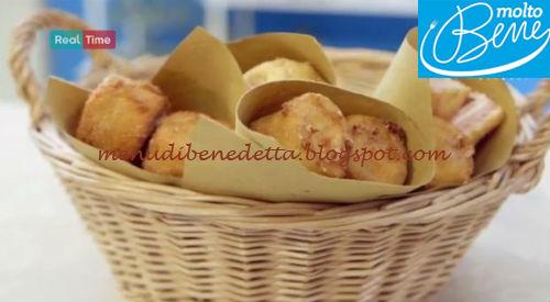 Roll toast fritto ricetta Parodi per Molto Bene