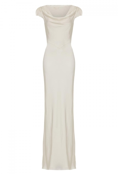 Ghost Sylvia Dress Ivory