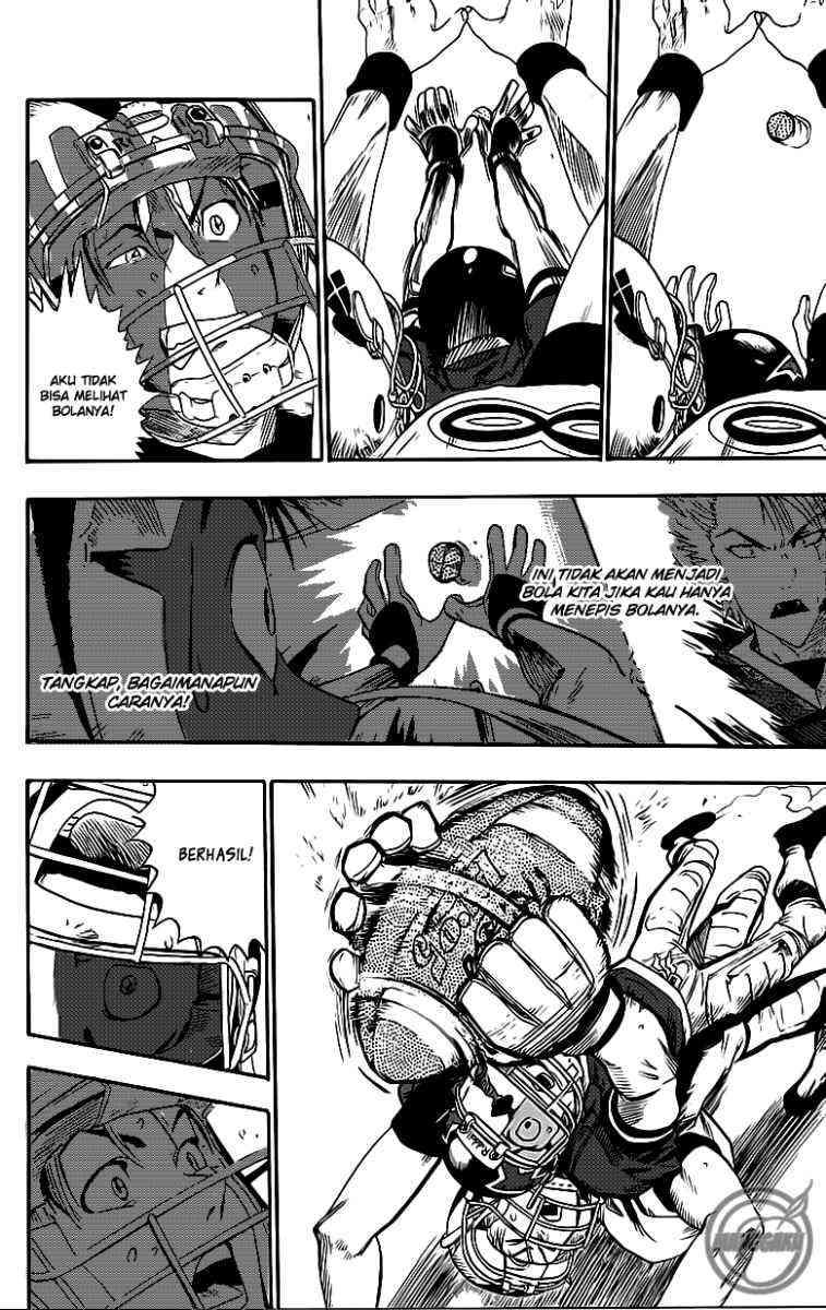 Komik eyeshield 21 014 - iblis pesulap 15 Indonesia eyeshield 21 014 - iblis pesulap Terbaru 6|Baca Manga Komik Indonesia|Mangacan