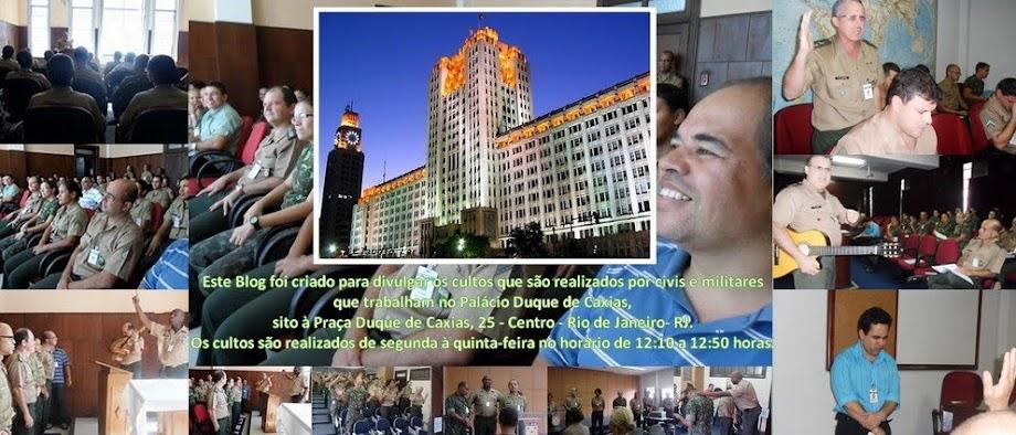 Núcleo Evangélico do Palácio Duque de Caxias - RJ