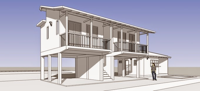 Will Model Your Floorplan into 3D Using REVIT ~ My Engineering
