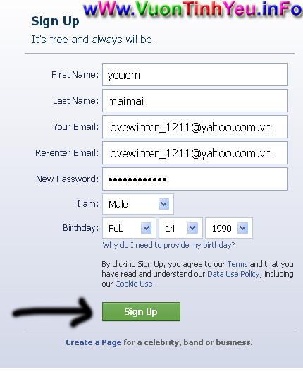 cách làm facebook