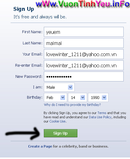 cách làm facebook dang ki facebook