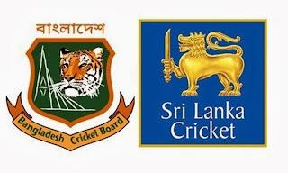 Sri Lanka vs Bangladesh Schedule 2014, BD vs SL Fixtures 2013,