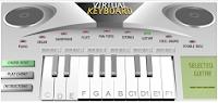 Εικονικό Μουσικό Πληκτρολόγιο
