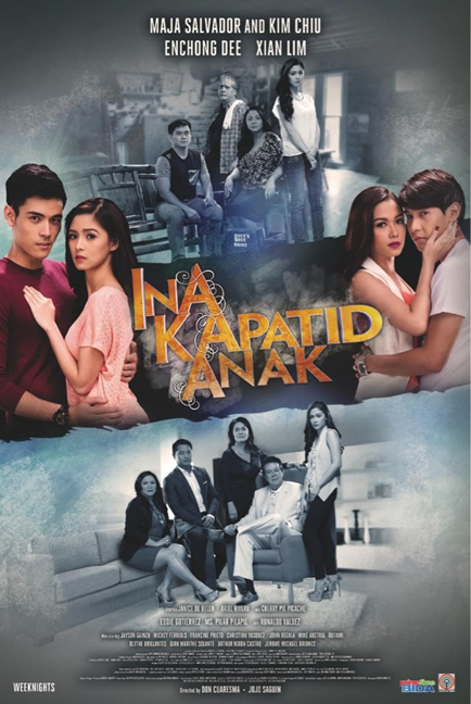 Ina Kapatid Anak official poster