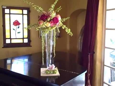 Tall Vases For Cheap Wedding Centerpieces Idea