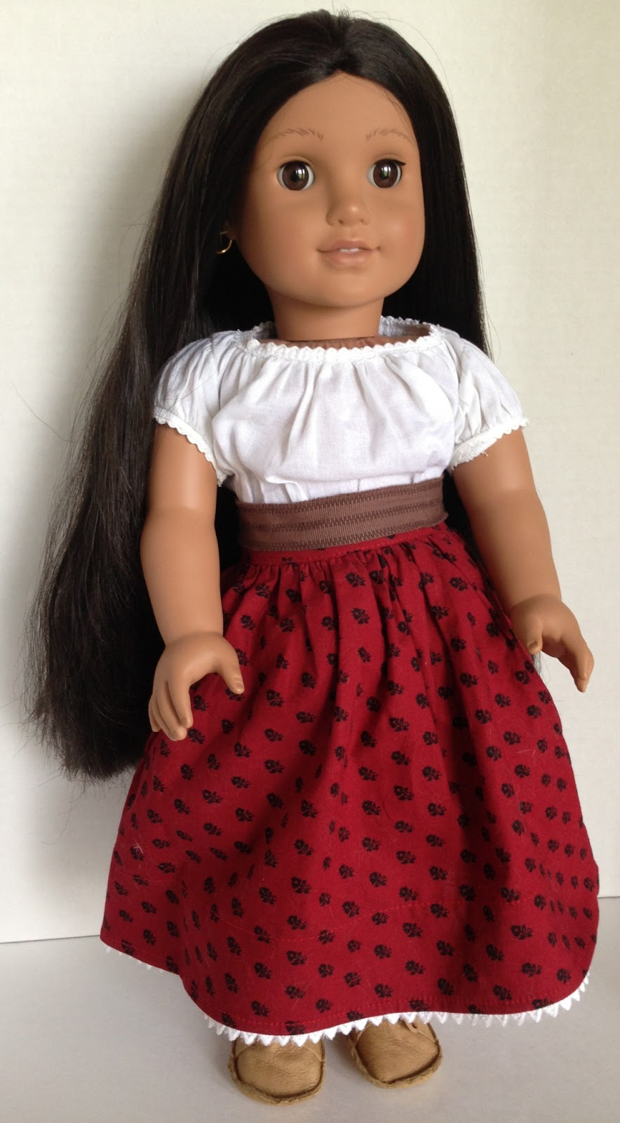 once upon a doll collection american girl josefina doll review. Black Bedroom Furniture Sets. Home Design Ideas