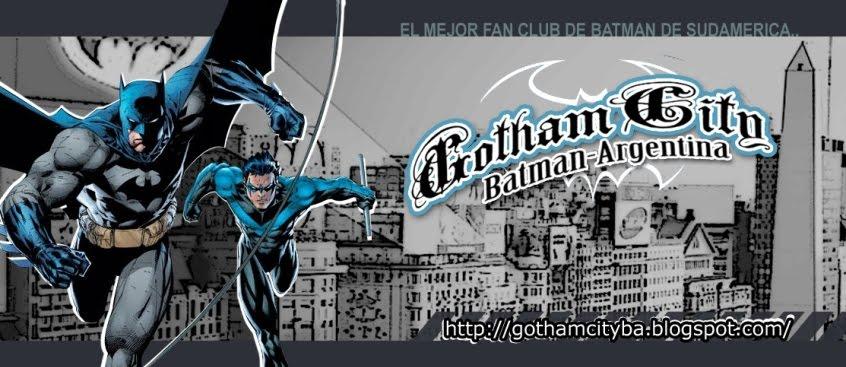 GOTHAM CITY (ARGENTINA)