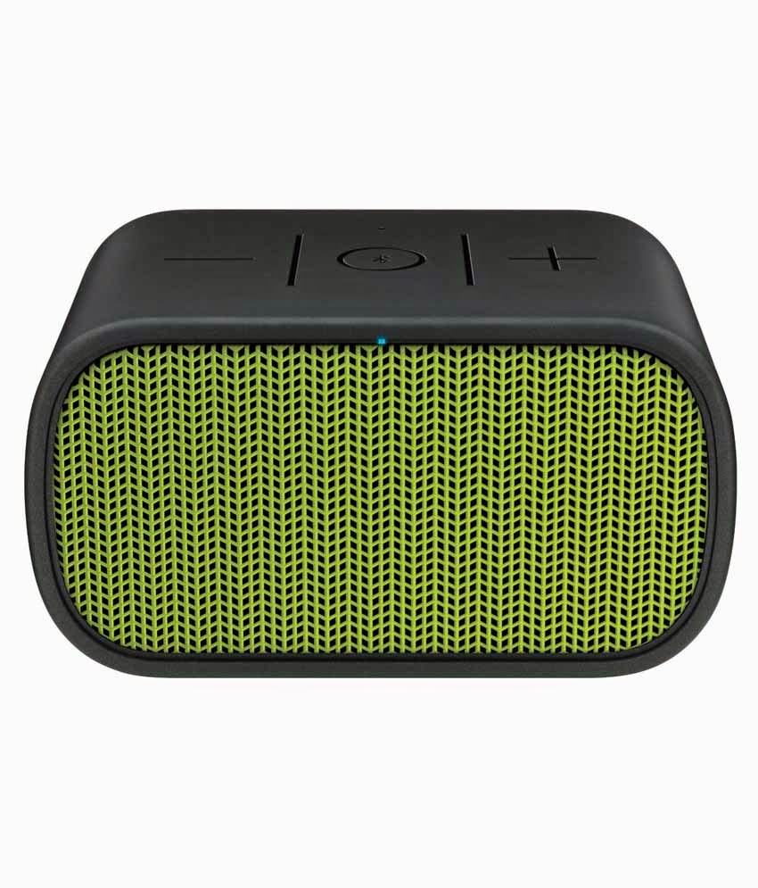 Buy Ultimate Ears MINI BOOM Wireless Bluetooth Speaker Green at Snapdeal