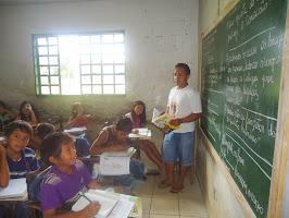 Professores terão formação específica na educação indígena