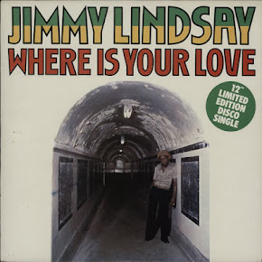 JIMMY LINDSAY MIX 12´´ VINYL VERDE