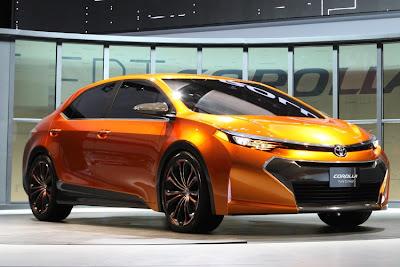 Toyota Corolla 2014 lançamento fotos do Novo Corolla