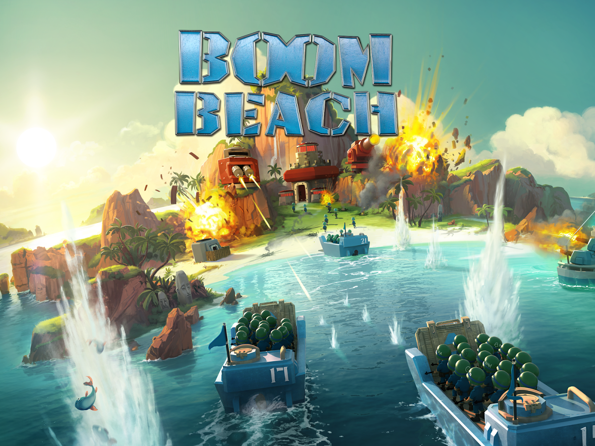Boom Beach gratis en ios, android y pc