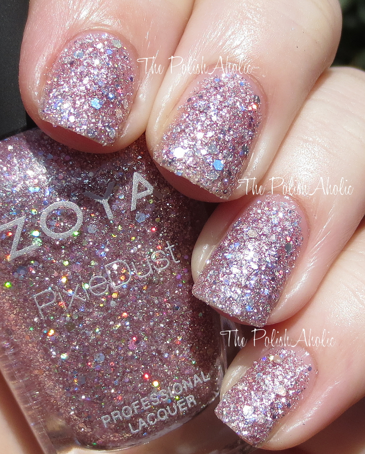 The PolishAholic: Zoya Magical Pixie Collection Swatches Zoya Magical Pixie