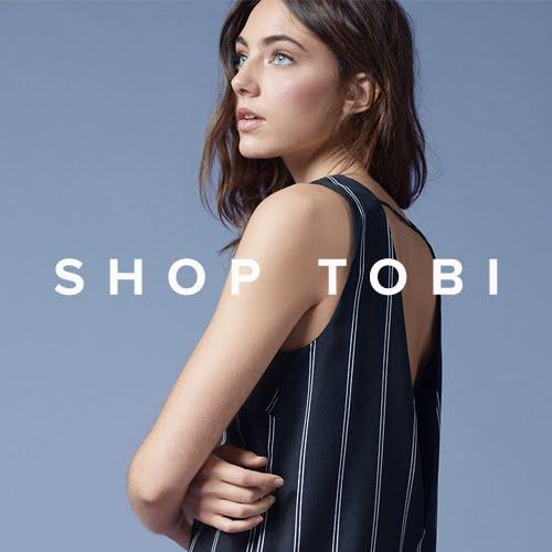 Shop Tobi