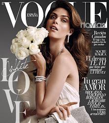 Anaquiños en Vogue Novias