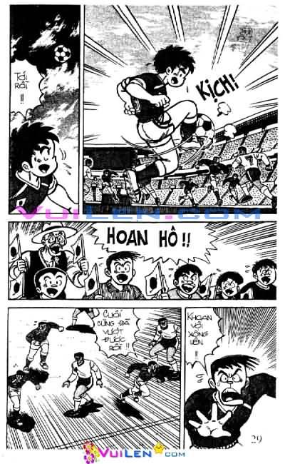 Jindodinho - Đường Dẫn Đến Khung Thành III  Tập 18 page 29 Congtruyen24h