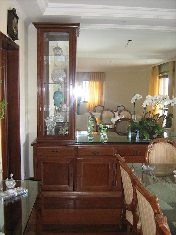 Buffet Para Sala De Jantar Pequeno ~ Blog Decoração de Interiores Buffet de Madeira para Sala de Jantar