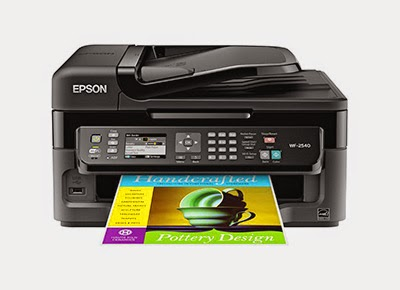 epson workforce 600 all-in-one printer