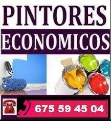 PINTORES EN CORDOBA ECONOMICO