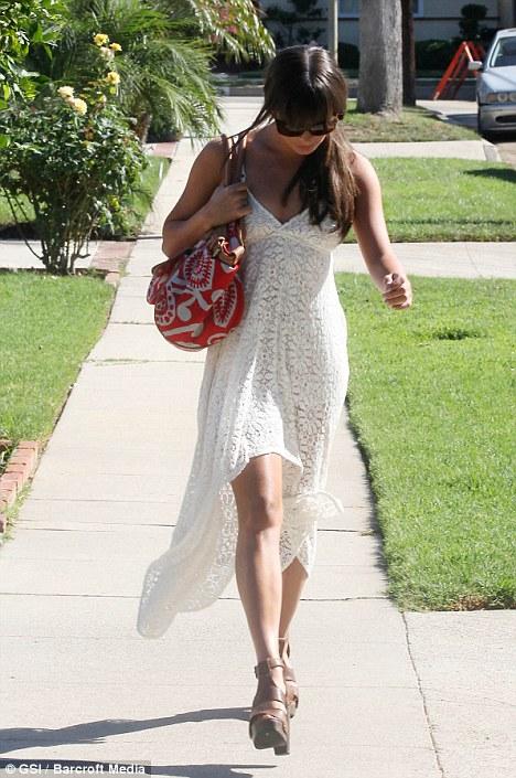 Lea Michele Style