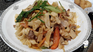 Tsuivan With Pork
