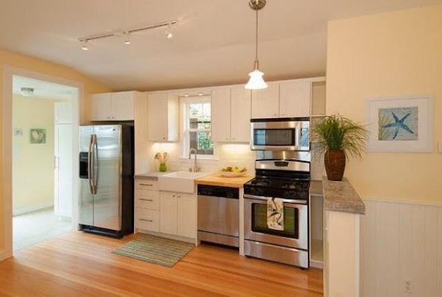 3300 4 or 1401695896 تصميم وديكور مطبخ بمساحة كبيرة بالصور