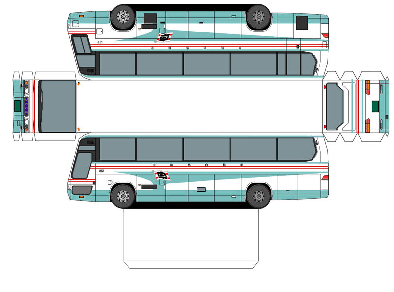 Открытка своими руками автобус 56