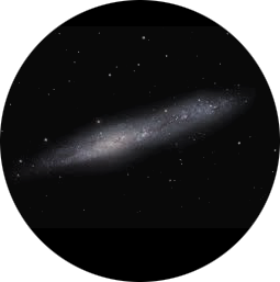 galaxie du sculpteur