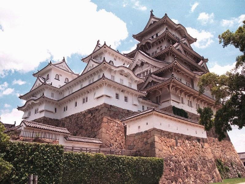 Kastil Himeji Jepang