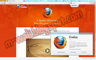 Download Mozilla Firefox Terbaru Versi 11.0