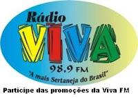 ouvir a Rádio Viva FM 98,9 ao vivo e online Cambuí