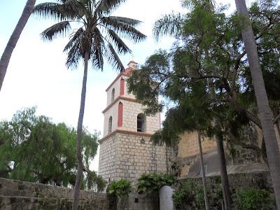 Santa Bárbara; Missão de Santa Bárbara; California; Estados Unidos