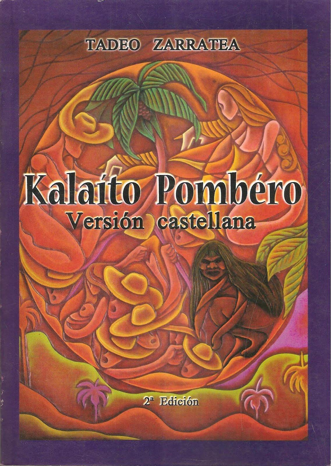 Novela de Tadeo Zarratea