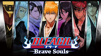 Download BLEACH Brave Souls v2.0.3 Mod Apk Android