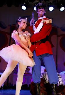 Teatro a Bailarina e Soldadinho