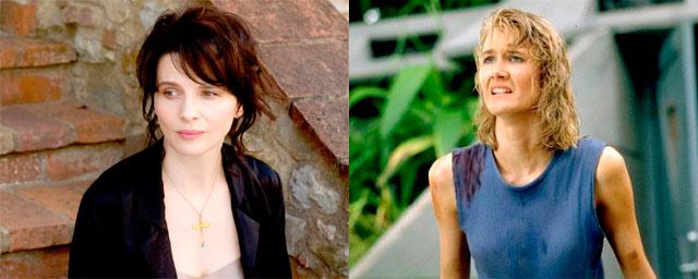 Juliette Binoche como Ellie Sattler (Jurassic Park)