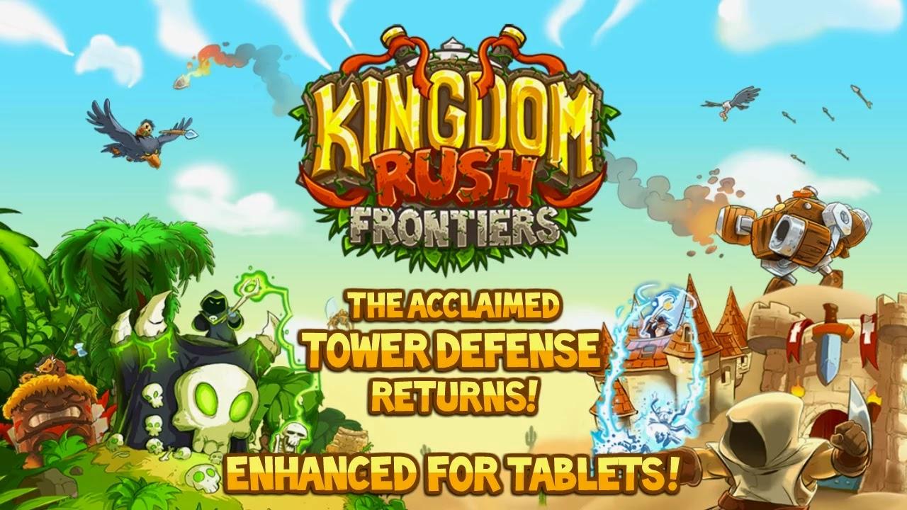 Kingdom Rush Frontiers v1.3.1 APK Mod