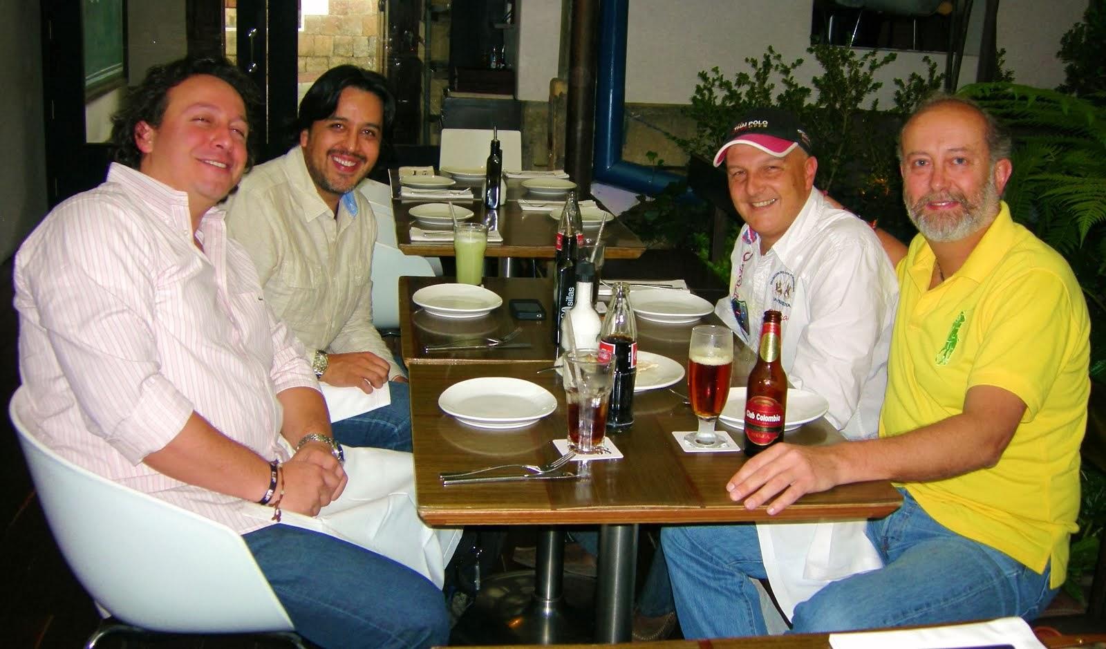 Reunión de CINE en Bogotá